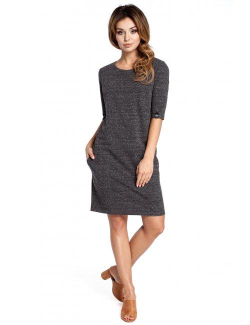 Dámske šaty B033 BE