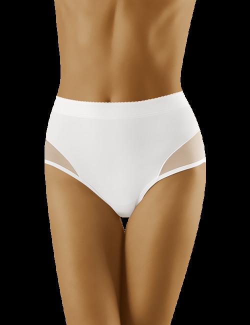 Dámske sťahovacie nohavičky ADAPTA Wolbar -biela