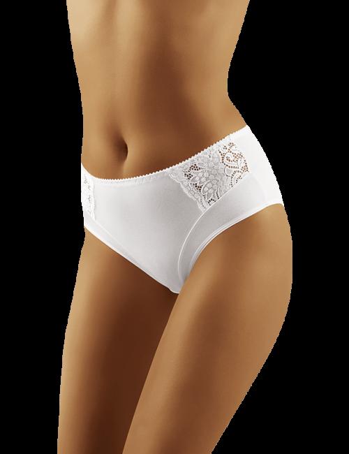 Dámske nohavičky eco-SI Wolbar - biela