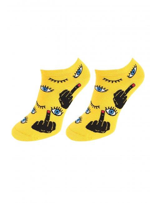 Pánske ponožky FOOTIES FINGEREYE Marilyn