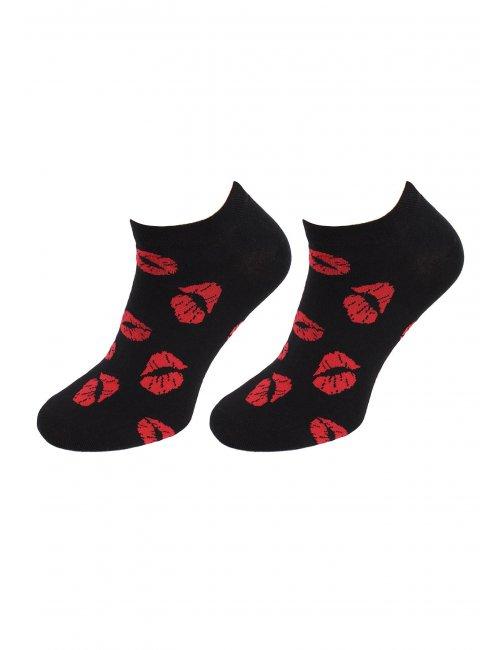 Pánske ponožky FOOTIES KISS KISS Marilyn