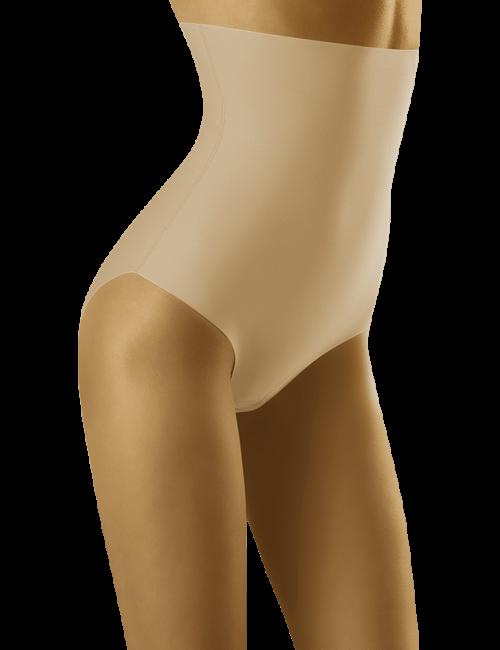 Dámske sťahovacie nohavičky FORTISSIMA Wolbar - béžová