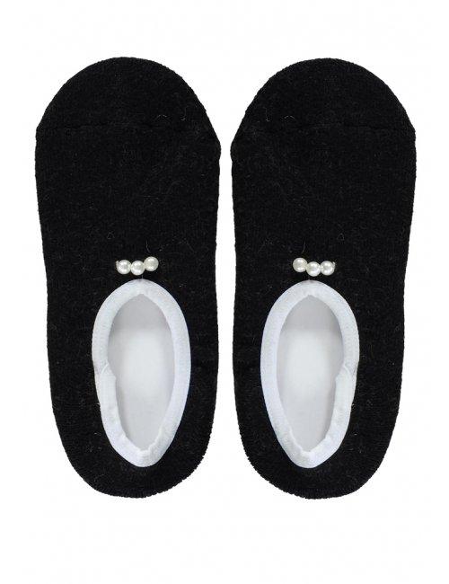 Dámske ťapky ANGORA L42 Marilyn - čierna