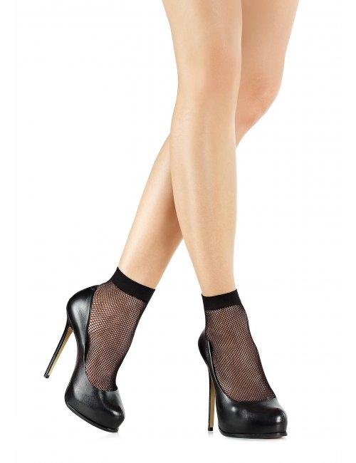 Dámske sieťované ponožky FORTE 032 Marilyn