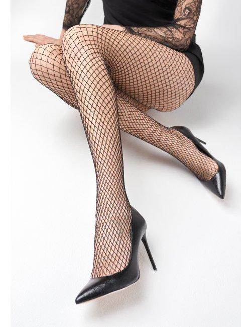 Dámske sieťované pančuchy CHARLY N54 Marilyn