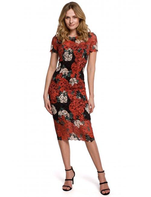 Dámske šaty K061 MAKOVER