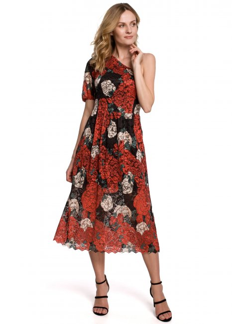Dámske šaty K062 MAKOVER