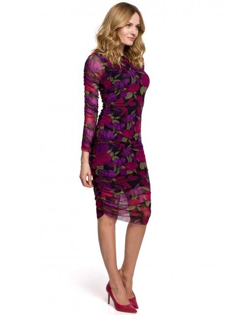 Dámske šaty K065 MAKOVER