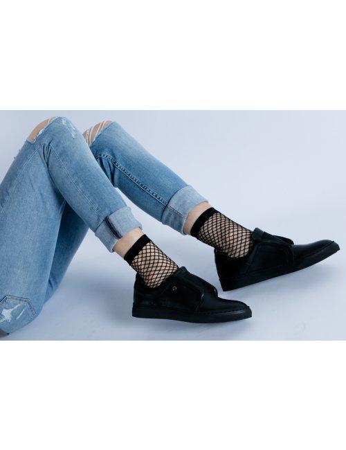 Dámske sieťované ponožky RETE D/O Mona