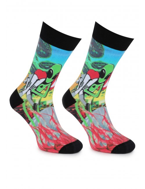 Pánske ponožky SPECIAL ALIEN MEN Marilyn