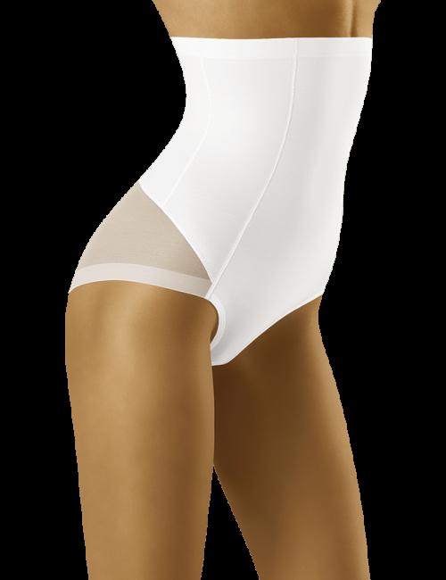 Dámske sťahovacie nohavičky SUPRIMETTA Wolbar - biela